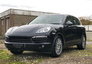 2013 Porsche Cayenne 3.0D Very Low Miles-High Specification