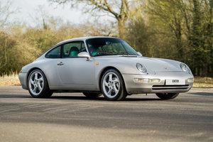 Picture of 1997 Porsche 993 C4  SOLD