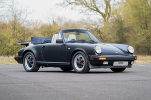 Picture of 1987 Porsche 911 3.2 Cabriolet *45,000 MILES* SOLD