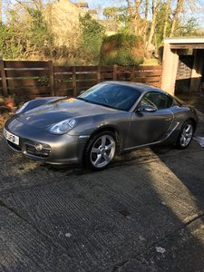Porsche 987 Cayman Low miles