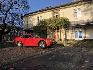 1983 Porsche 924 2.0