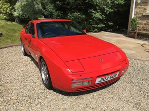 1992 Porsche 944 S2