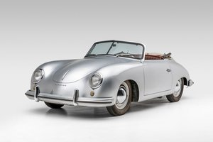 1952 Porsche 356 Pre-A Split(~)Window Cabriolet = very Rare