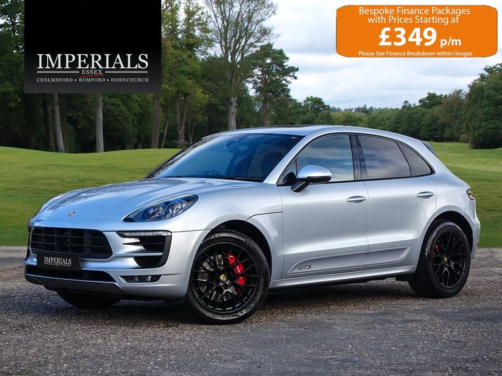 2017 Porsche  MACAN  3.0 GTS PDK AUTO  51,948 For Sale (picture 1 of 24)