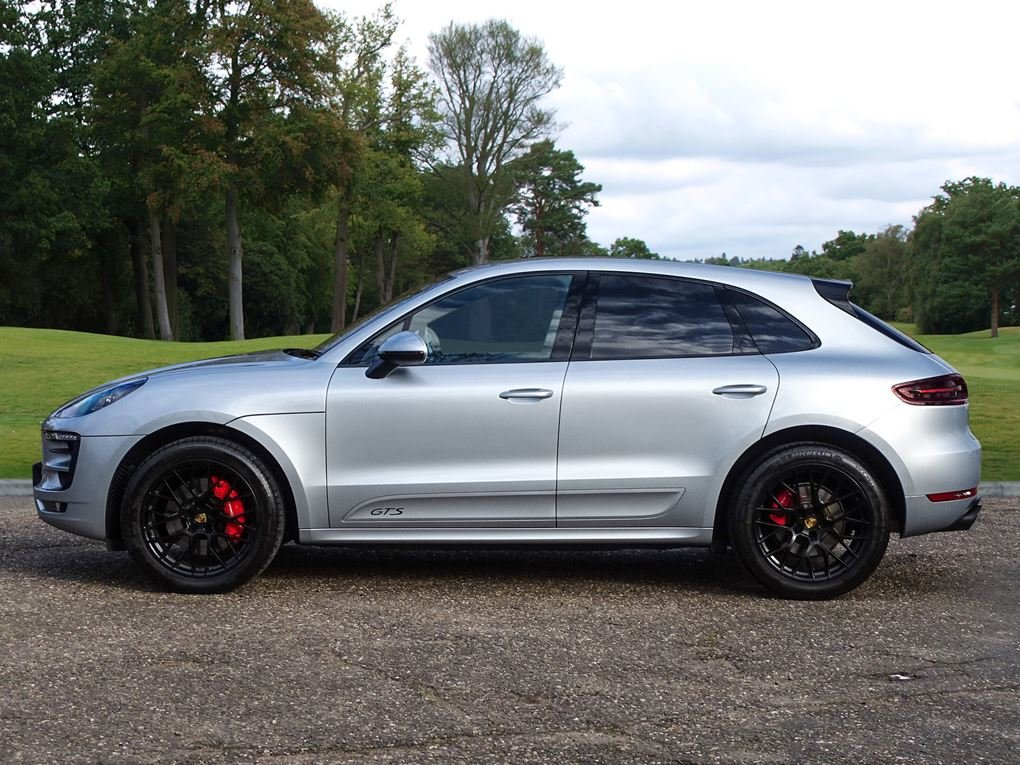 2017 Porsche  MACAN  3.0 GTS PDK AUTO  51,948 For Sale (picture 2 of 24)