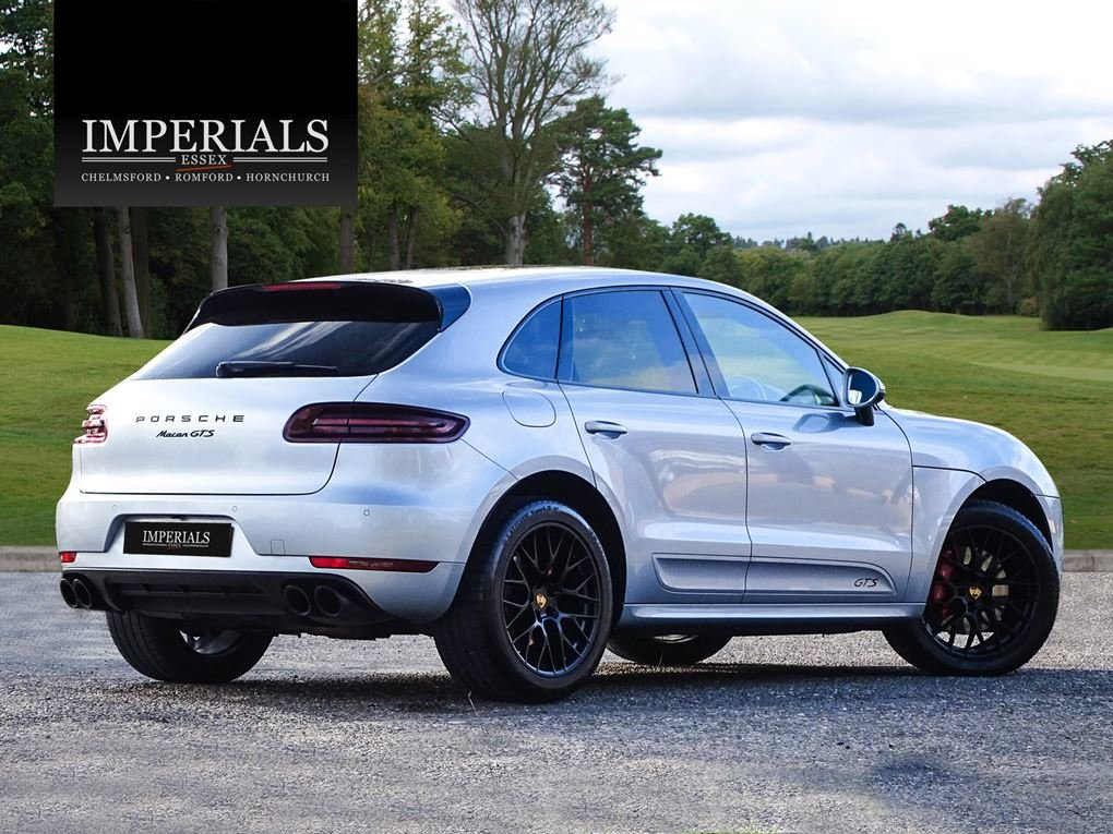 2017 Porsche  MACAN  3.0 GTS PDK AUTO  51,948 For Sale (picture 4 of 24)