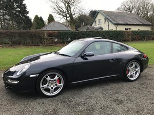 Picture of 2006 PORSCHE 911 C4S COUPE MEGA SPEC JUST 21K FPSH STUNNING! SOLD