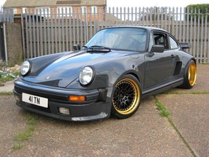 1979 Porsche 911 3.0 SC Turbo Body Coupe With Turbo SE Rear Wings For Sale