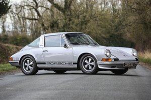 1973 Porsche 911E 2.4 MFI  Super Rare UK RHD - Restored For Sale by Auction