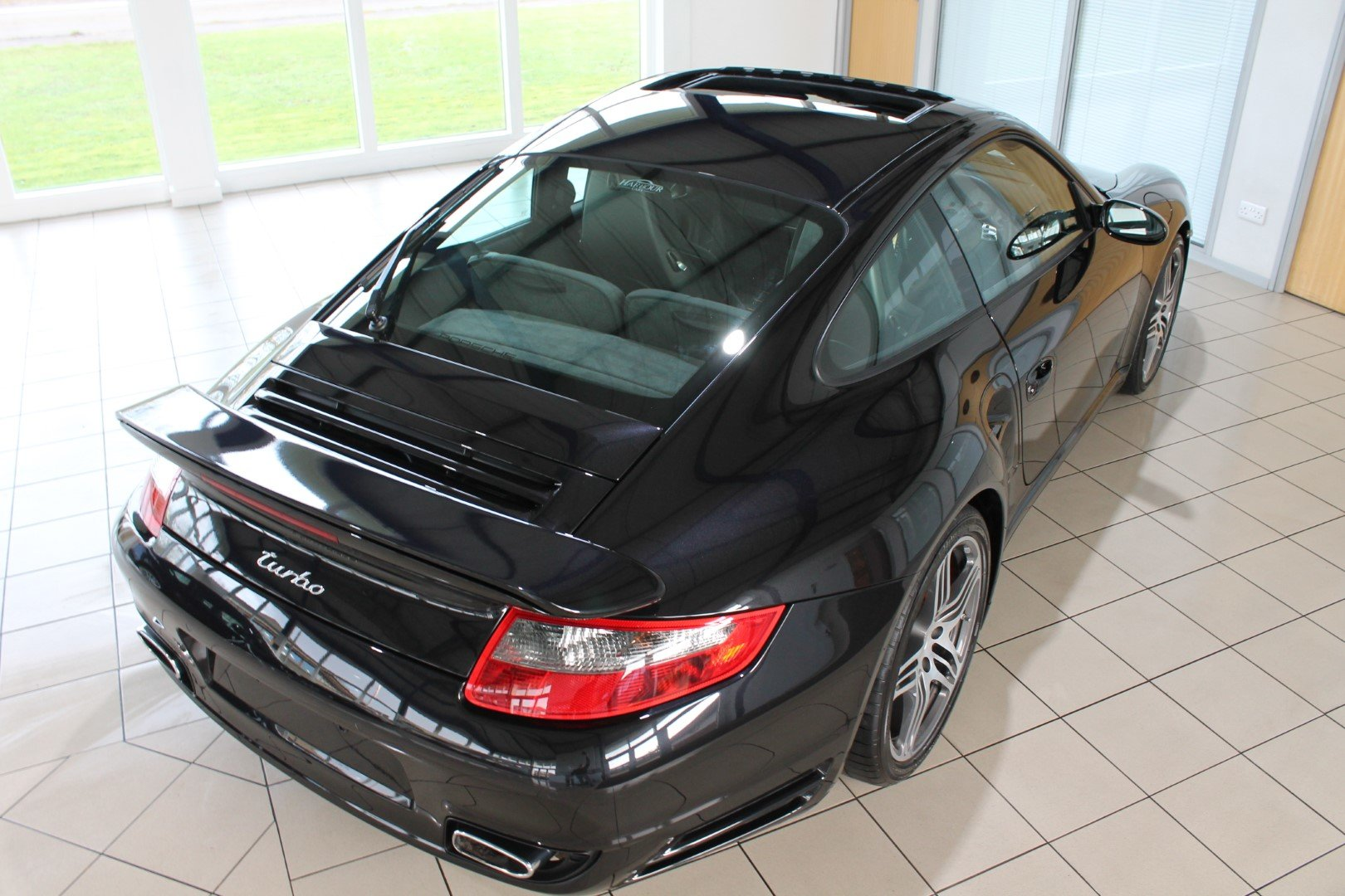2008 911 (997) 3.6 Turbo Coupe Tiptronic S For Sale (picture 4 of 6)