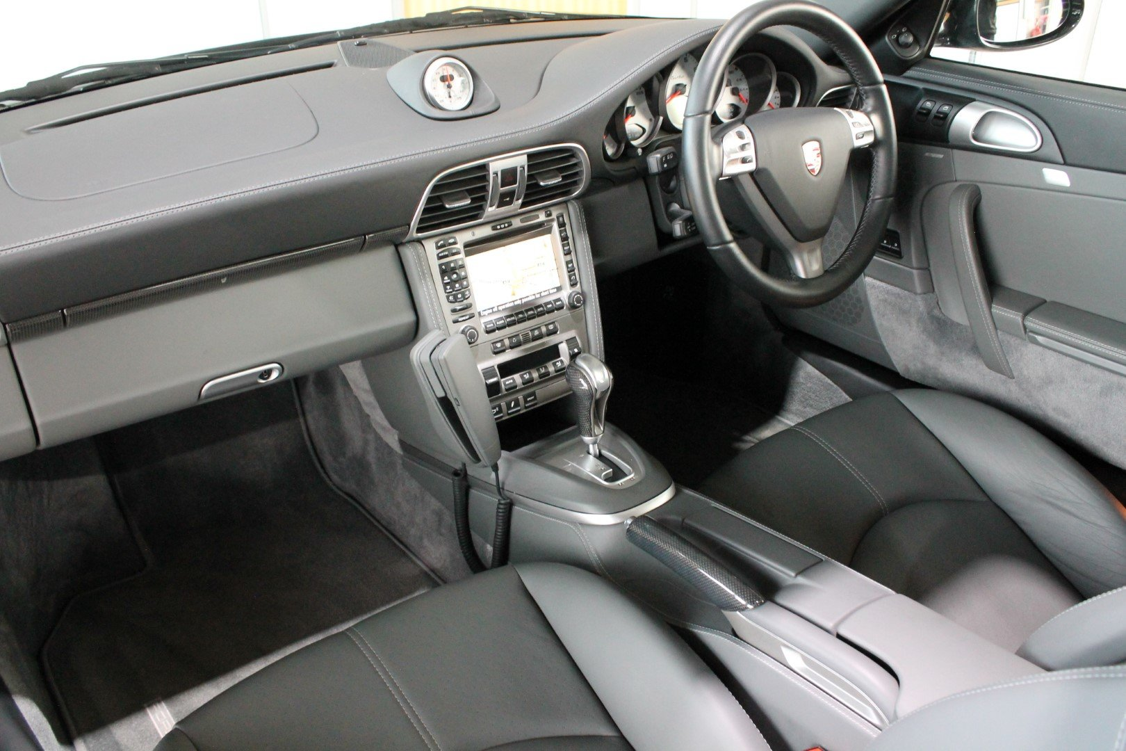 2008 911 (997) 3.6 Turbo Coupe Tiptronic S For Sale (picture 6 of 6)