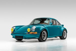 1975 Porsche 911 Coupe = 73 Twin Turbo RSR Fast 600-HP