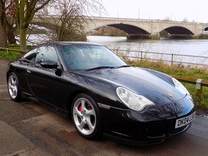 Porsche 911 (996) C4S AWD Tiptronic Coupe - Only 65K miles!