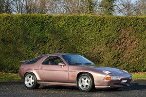 LOT NO. 449 - 1987 PORSCHE 928 S4 BY STROSEK For Sale by Auction