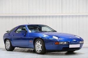 Lot No. 451 - 1993 Porsche 928 S4 For Sale by Auction