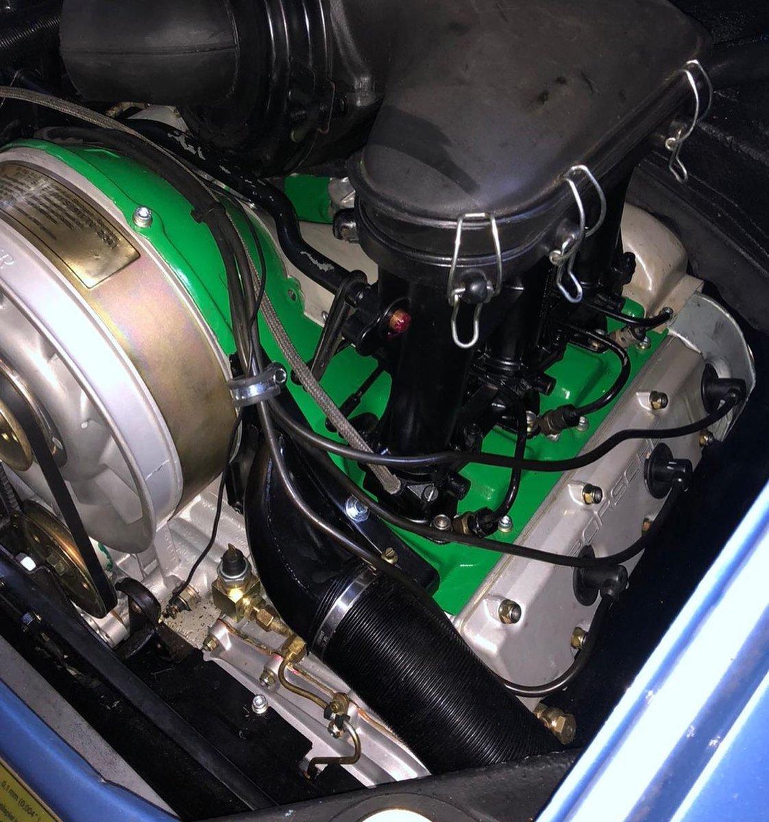1972 Porsche 911 2.4E Targa - NEW ENGINE  SOLD (picture 5 of 6)
