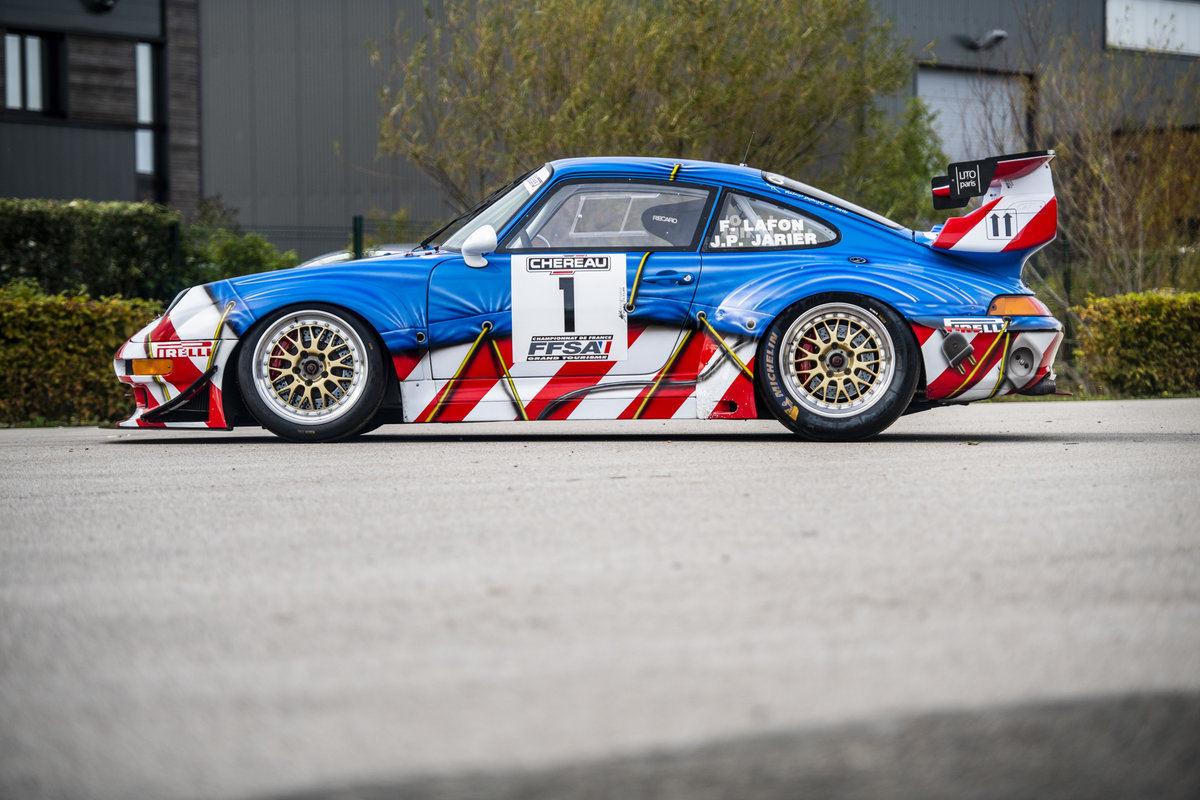1998 PORSCHE 993 EVO 2 French FFSA CHAMPION in 1999 For Sale (picture 2 of 6)