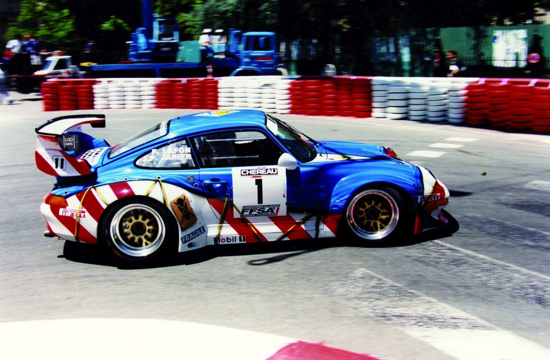 1998 PORSCHE 993 EVO 2 French FFSA CHAMPION in 1999 For Sale (picture 5 of 6)