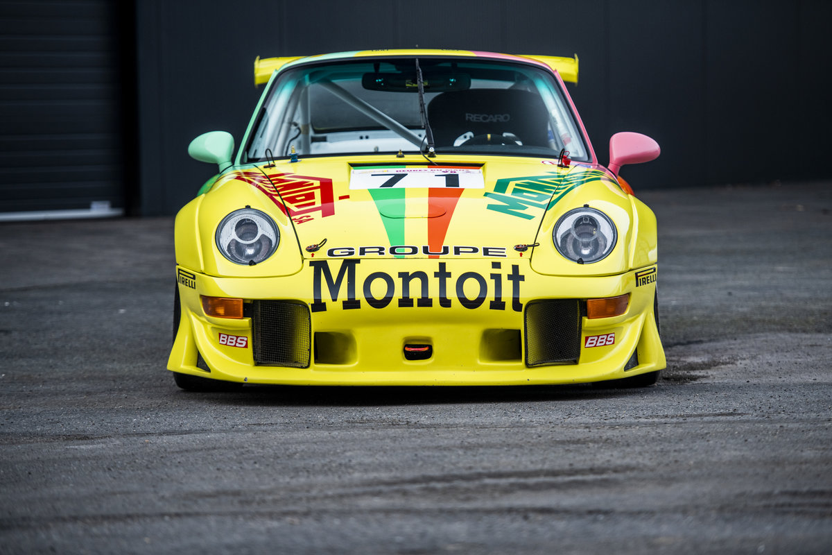 1997 EX LE MANS 24H PORSCHE 993 GT2  For Sale (picture 1 of 6)
