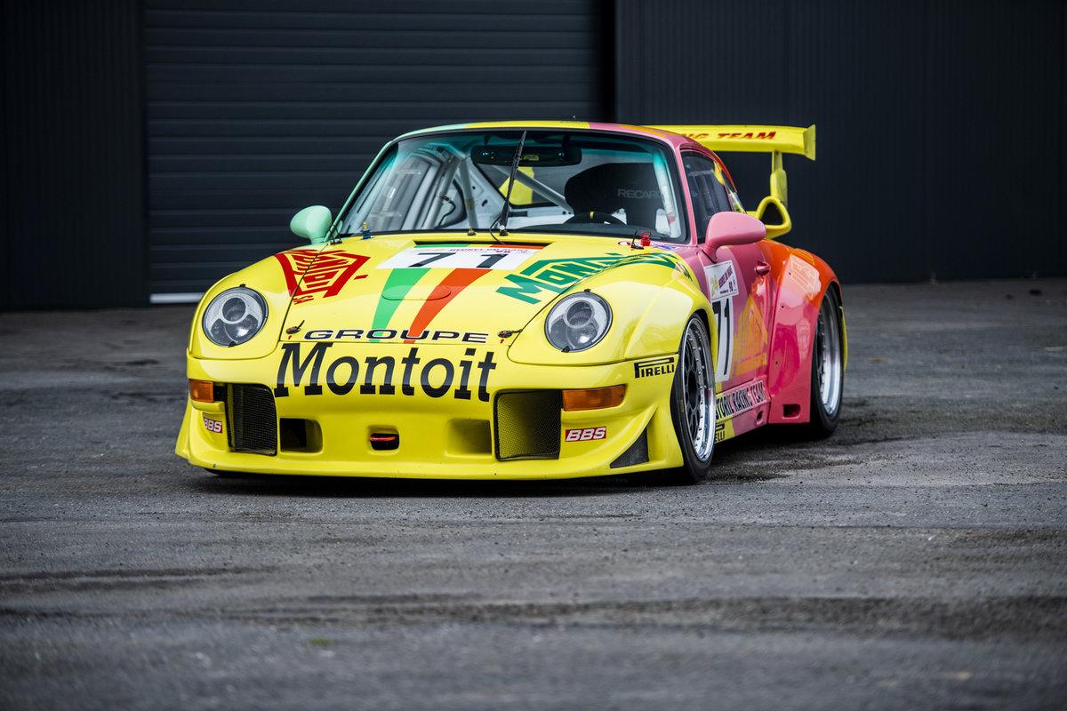 1997 EX LE MANS 24H PORSCHE 993 GT2  For Sale (picture 2 of 6)