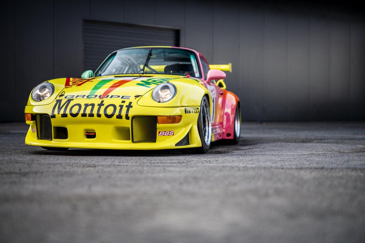 1997 EX LE MANS 24H PORSCHE 993 GT2  For Sale (picture 3 of 6)