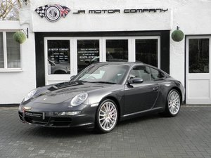 Picture of 2005 Porsche 911 (997) 2S 3.8 Manual Coupe finished in Atlas Grey SOLD