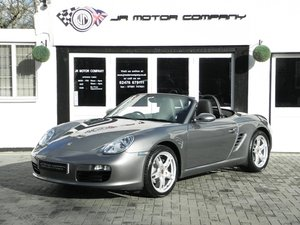 Picture of 2008 Porsche Boxster 2.7 Manual finished in Meteor Grey 44k miles SOLD
