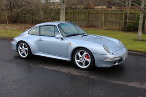 1996 Porsche 911 3.6 993 Carrera 4S AWD 2dr  For Sale