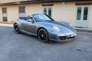 2012  PORSCHE 997 C4 GTS PDK CAB - 33,000 MILES - £59,950