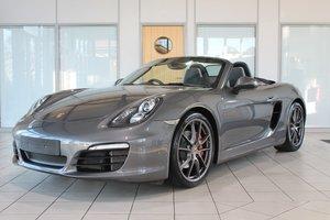 2014 Porsche Boxster (981) 3.4 S PDK For Sale