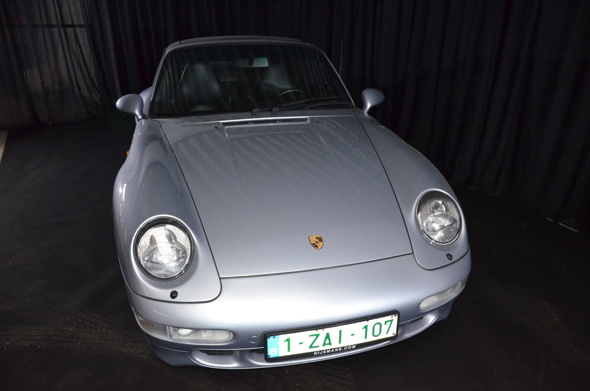 1995 Porsche 993 Turbo 22 Feb 2020 For Sale by Auction (picture 1 of 6)