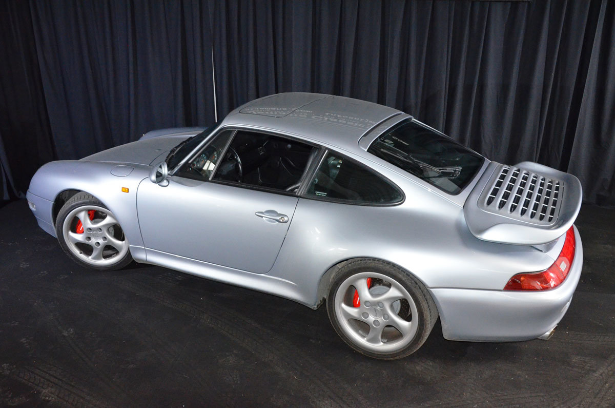 1995 Porsche 993 Turbo 22 Feb 2020 For Sale by Auction (picture 4 of 6)