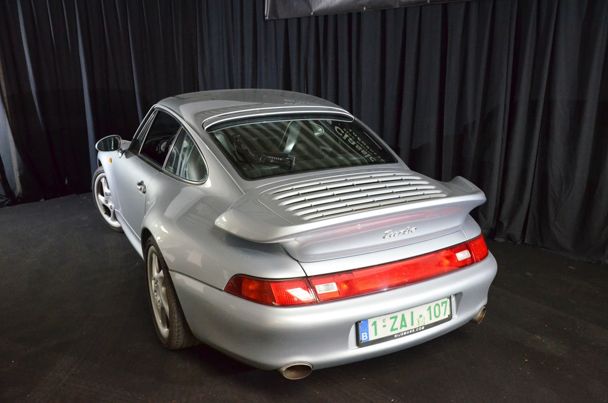 1995 Porsche 993 Turbo 22 Feb 2020 For Sale by Auction (picture 5 of 6)