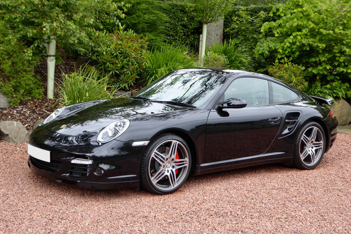 2008 Porsche 997 Turbo 22 Feb 2020 For Sale by Auction (picture 1 of 5)