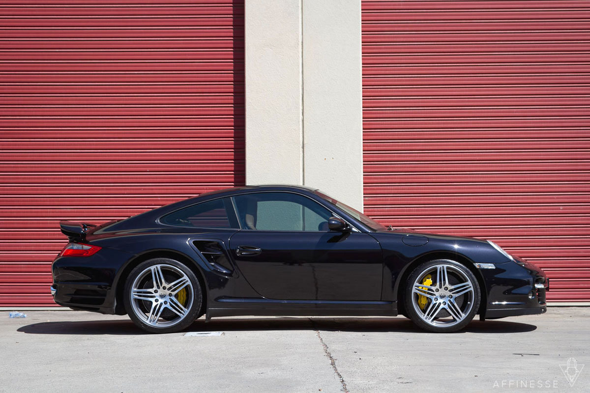 2008 Porsche 997 Turbo 22 Feb 2020 For Sale by Auction (picture 2 of 5)