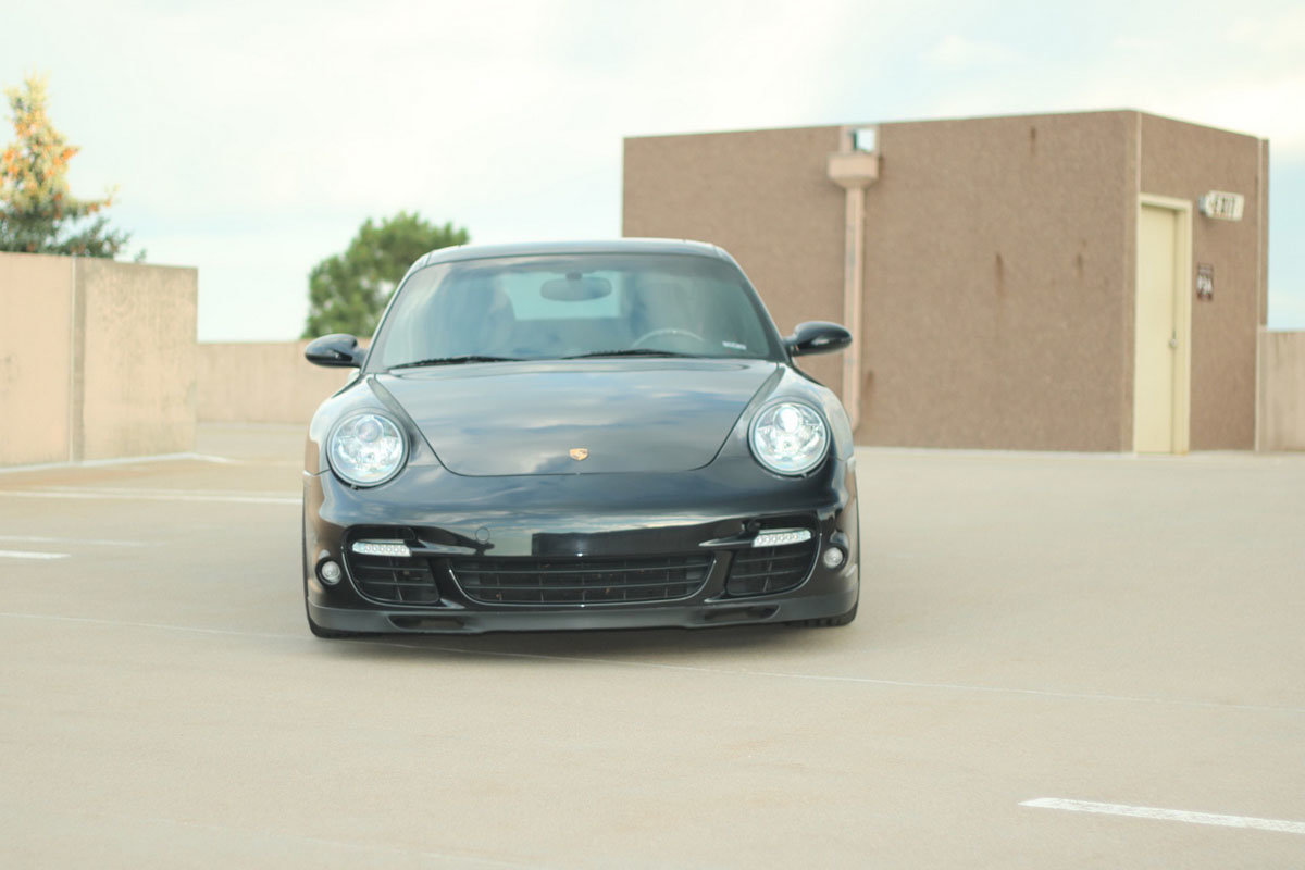 2008 Porsche 997 Turbo 22 Feb 2020 For Sale by Auction (picture 3 of 5)