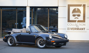Porsche 911 Turbo Cabrio - EU Car - 61.500km - First Paint!
