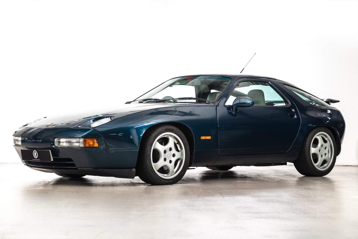 1994 Porsche 928 GTS RHD 16000 miles ex Jay Kay SOLD (picture 1 of 20)