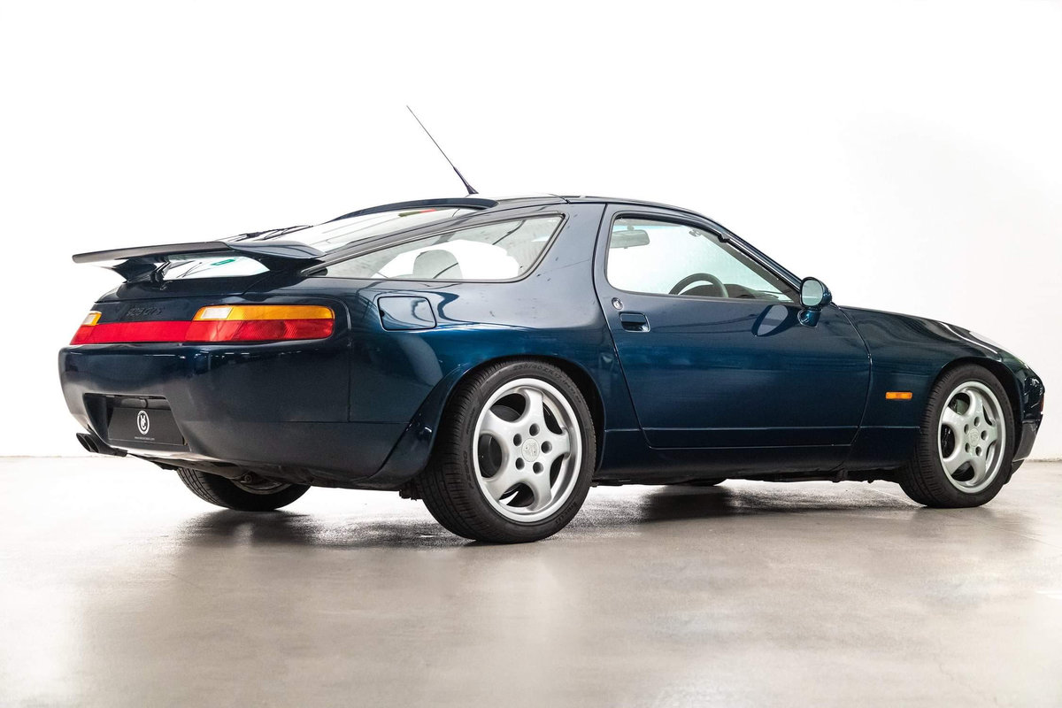 1994 Porsche 928 GTS RHD 16000 miles ex Jay Kay SOLD (picture 4 of 20)