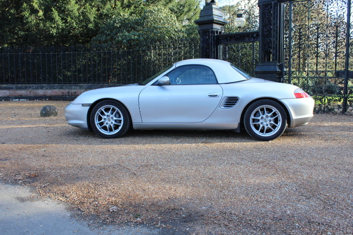 2003 Porsche Boxster 2.7 manual  For Sale (picture 2 of 6)