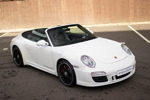 2011/60 Porsche 911 997.2 Carrera GTS Cabriolet For Sale