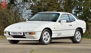 1988 Porsche 924S 2.5 Manual For Sale