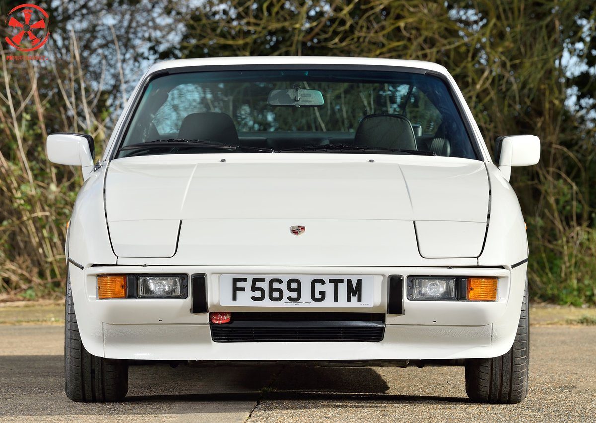 1988 Porsche 924S 2.5 Manual For Sale (picture 2 of 6)