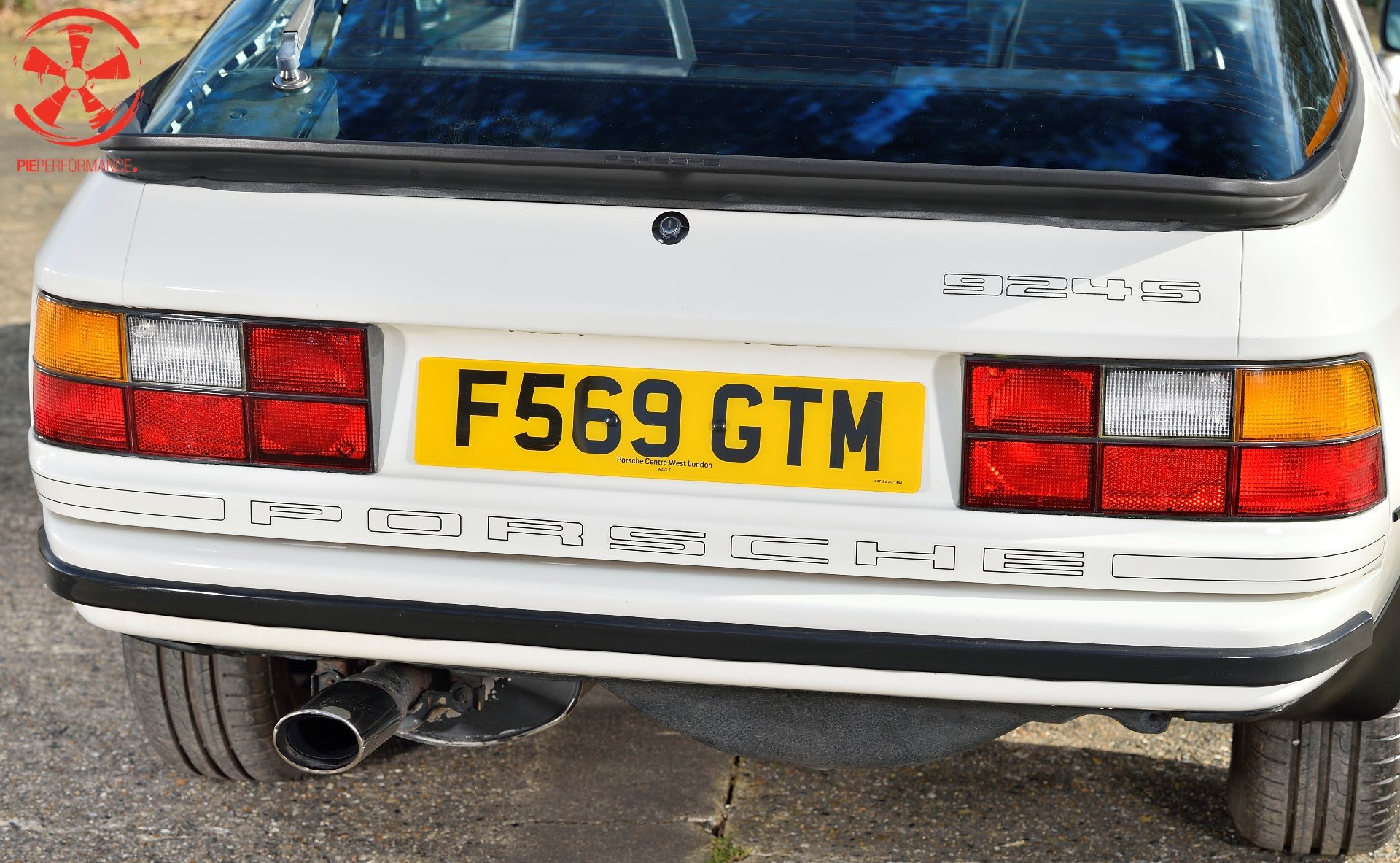 1988 Porsche 924S 2.5 Manual For Sale (picture 4 of 6)