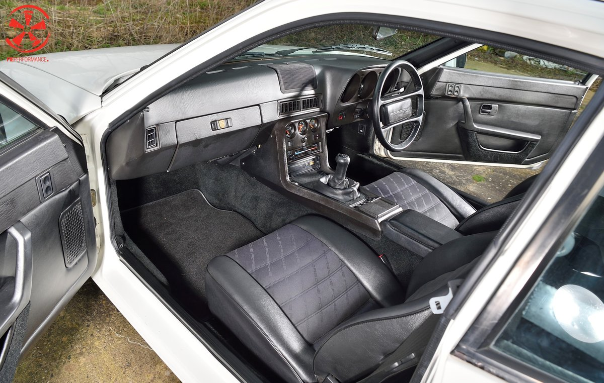 1988 Porsche 924S 2.5 Manual For Sale (picture 5 of 6)