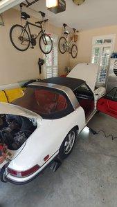 Porsche 911L 1968 Soft Window Targa, Very rare Car