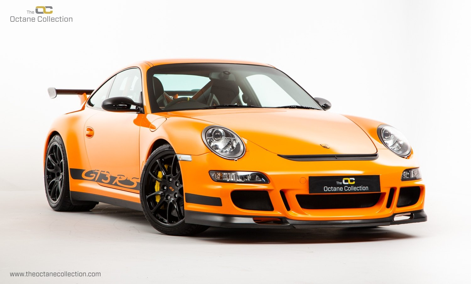2007 PORSCHE 911 (997) GT3 RS // 1 OF 25 ORANGE EXAMPLES // RHD  SOLD (picture 1 of 24)