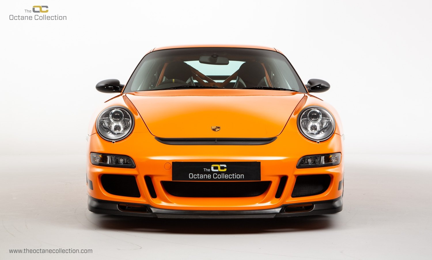 2007 PORSCHE 911 (997) GT3 RS // 1 OF 25 ORANGE EXAMPLES // RHD  SOLD (picture 2 of 24)