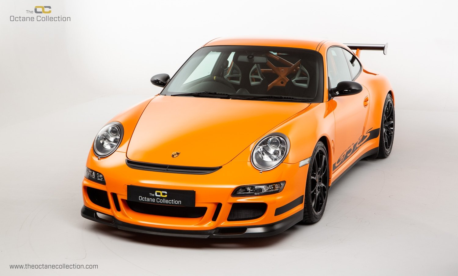 2007 PORSCHE 911 (997) GT3 RS // 1 OF 25 ORANGE EXAMPLES // RHD  SOLD (picture 3 of 24)