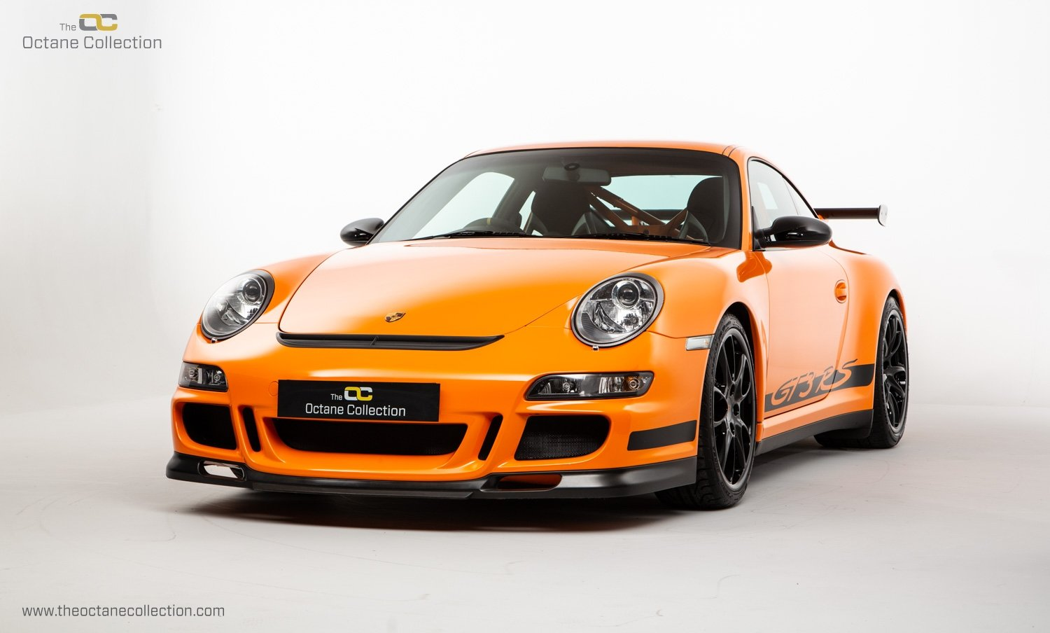2007 PORSCHE 911 (997) GT3 RS // 1 OF 25 ORANGE EXAMPLES // RHD  For Sale (picture 4 of 24)